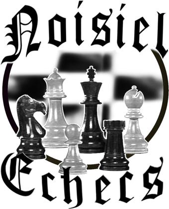 Logo de Noisiel Echecs